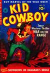 Cover for Kid Cowboy (Ziff-Davis, 1950 series) #3