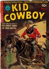Cover for Kid Cowboy (Ziff-Davis, 1950 series) #7