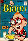 Cover for The Brain (Magazine Enterprises, 1956 series) #1