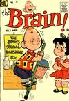 Cover for The Brain (Magazine Enterprises, 1956 series) #2