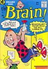 Cover for The Brain (Magazine Enterprises, 1956 series) #5
