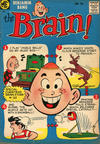 Cover for The Brain (Magazine Enterprises, 1956 series) #6