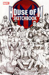 Cover for House of M Sketchbook (Marvel, 2005 series)