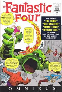 Cover Thumbnail for Fantastic Four Omnibus (Marvel, 2005 series) #1