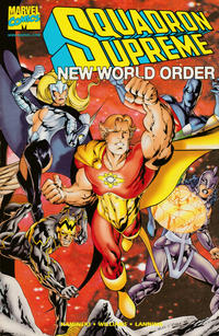 Cover Thumbnail for Squadron Supreme: New World Order (Marvel, 1998 series) #1