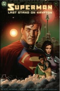 Cover Thumbnail for Superman: Last Stand on Krypton (DC, 2003 series) #[nn]