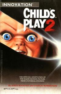 Cover Thumbnail for Child's Play 2 (Innovation, 1991 series) #[nn]