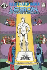 Cover Thumbnail for The Official Legion of Super-Heroes Index (Independent Comics Group, 1986 series) #4