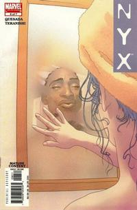 Cover Thumbnail for NYX (Marvel, 2003 series) #6