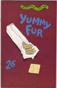Cover Thumbnail for Yummy Fur (Drawn & Quarterly, 1991 series) #26