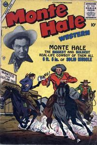 Cover Thumbnail for Monte Hale Western (Charlton, 1955 series) #84