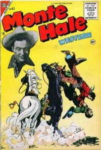 Cover Thumbnail for Monte Hale Western (Charlton, 1955 series) #87