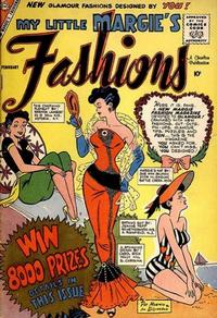 Cover Thumbnail for My Little Margie's Fashions (Charlton, 1959 series) #1