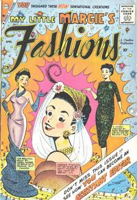 Cover Thumbnail for My Little Margie's Fashions (Charlton, 1959 series) #2