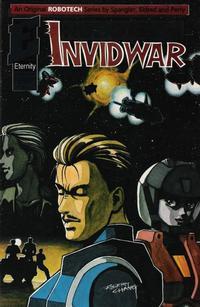Cover Thumbnail for Robotech Invid War (Malibu, 1992 series) #2