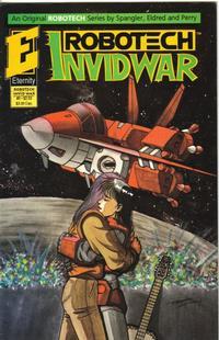 Cover Thumbnail for Robotech Invid War (Malibu, 1992 series) #5