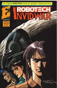 Cover Thumbnail for Robotech Invid War (Malibu, 1992 series) #6