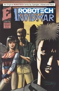 Cover Thumbnail for Robotech Invid War (Malibu, 1992 series) #9