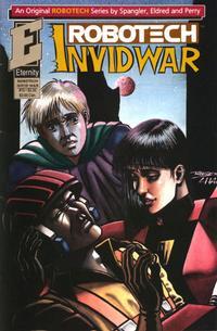 Cover Thumbnail for Robotech Invid War (Malibu, 1992 series) #10