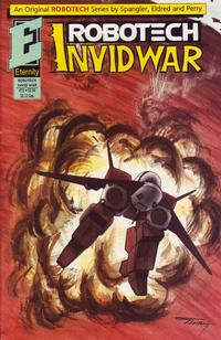 Cover Thumbnail for Robotech Invid War (Malibu, 1992 series) #12