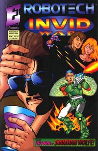 Cover Thumbnail for Robotech Invid War (Malibu, 1992 series) #14