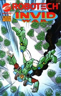 Cover Thumbnail for Robotech Invid War (Malibu, 1992 series) #15