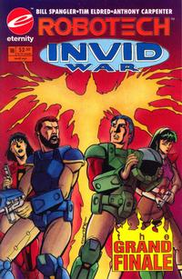 Cover Thumbnail for Robotech Invid War (Malibu, 1992 series) #18