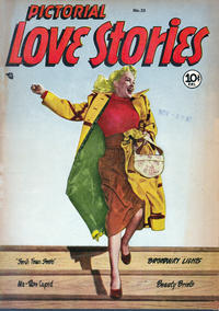 Cover Thumbnail for Pictorial Love Stories (Charlton, 1949 series) #23