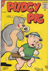 Cover Thumbnail for Pudgy Pig (Charlton, 1958 series) #2