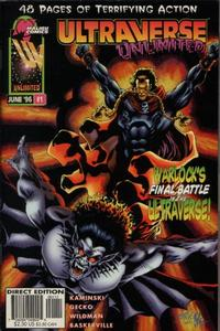 Cover Thumbnail for Ultraverse Unlimited (Marvel, 1996 series) #1