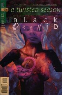 Cover Thumbnail for Black Orchid (DC, 1993 series) #21