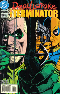 Cover Thumbnail for Deathstroke, the Terminator (DC, 1991 series) #39
