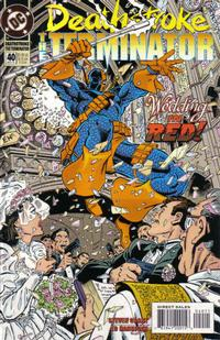 Cover Thumbnail for Deathstroke, the Terminator (DC, 1991 series) #40