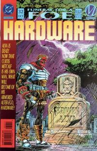 Cover Thumbnail for Hardware (DC, 1993 series) #32 [Direct Sales]
