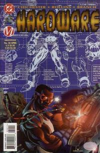 Cover Thumbnail for Hardware (DC, 1993 series) #50