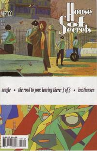 Cover Thumbnail for House of Secrets (DC, 1996 series) #19