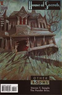 Cover Thumbnail for House of Secrets (DC, 1996 series) #20