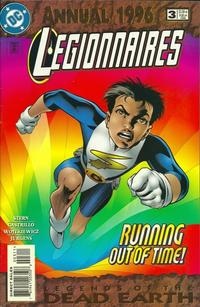 Cover Thumbnail for Legionnaires Annual (DC, 1994 series) #3