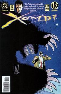 Cover Thumbnail for Xombi (DC, 1994 series) #13