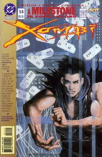 Cover Thumbnail for Xombi (DC, 1994 series) #14