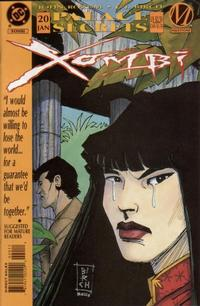 Cover Thumbnail for Xombi (DC, 1994 series) #20