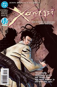 Cover Thumbnail for Xombi (DC, 1994 series) #21