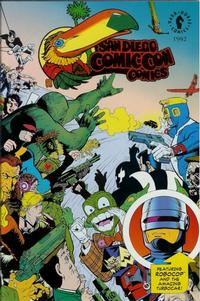 Cover Thumbnail for San Diego Comic Con Comics (Dark Horse, 1992 series) #1