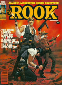 Cover Thumbnail for The Rook Magazine (Warren, 1979 series) #9