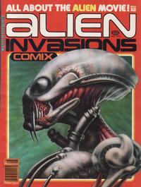 Cover Thumbnail for Warren Presents (Warren, 1979 series) #3