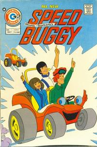 Cover Thumbnail for Speed Buggy (Charlton, 1975 series) #1