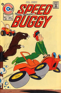 Cover Thumbnail for Speed Buggy (Charlton, 1975 series) #2