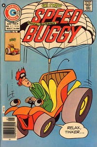 Cover Thumbnail for Speed Buggy (Charlton, 1975 series) #6