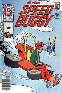 Cover Thumbnail for Speed Buggy (Charlton, 1975 series) #7