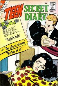 Cover Thumbnail for Teen Secret Diary (Charlton, 1959 series) #6